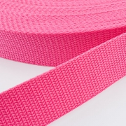 Gurtband pink rosa 30mm