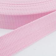 Gurtband rosa 30mm