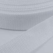 Gurtband weiß 50mm