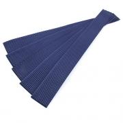 5er Pack Gurtband-Zuschnitt 30cm dunkelblau 30mm
