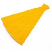 5er Pack Gurtband-Zuschnitt 30cm butterblume 30mm