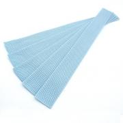 5er Pack Gurtband-Zuschnitt 30cm hellblau 30mm