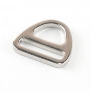 D-Ring mit Steg 16mm