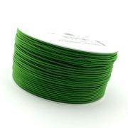 50m Hutgummi grün 1mm