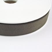 Jersey-Schrägband 20mm dunkeloliv
