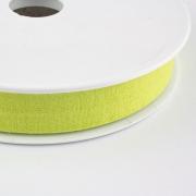Jersey-Schrägband 20mm maigrün