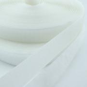 10m Klettband weiß 25mm