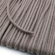 Baumwollkordel dunkelbeige 3mm