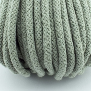 Baumwollkordel mint beige 5mm mit Kern