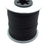 100m Polyesterschnur schwarz 1,5mm