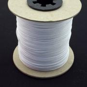 100m Schmuckschnur weiß 1,5mm