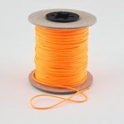 100m Schmuckschnur orange 1,5mm