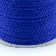 100m Kordel PES blau 4mm