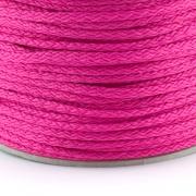 100m Kordel PES pink 4mm