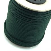 50m Polyesterkordel dunkelgrün 2,5mm