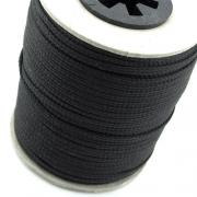50m Polyesterkordel schwarz 2,5mm