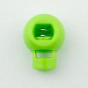 Kordelstopper 18mm hellgrün