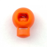 Kordelstopper 18mm orange