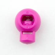 Kordelstopper 18mm pink