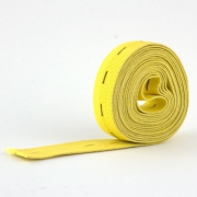 Lochgummi 20mm gelb