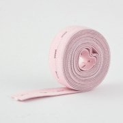 Lochgummi 20mm rosa
