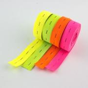 Lochgummi Set neon 4 x 2 Meter