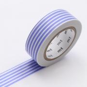 10m Washi Tape 15mm Border Hujiiro
