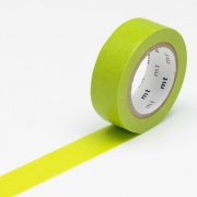 10m Washi Tape 15mm Wakanae
