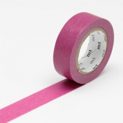 10m Washi Tape 15mm Wine