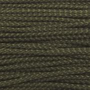 30m Micro-Cord dunkeloliv