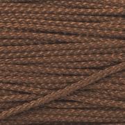30m Micro-Cord dunkelbraun