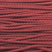 30m Micro-Cord dunkelrot