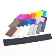 Musterstücke Farbmuster Gurtband Polypropylen Made in Germany