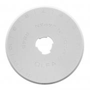 10 Stück Ersatzklingen für Olfa Rollschneider 45mm RB45-10