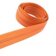 Opti Reißverschluss 5mm orange Col. 2429