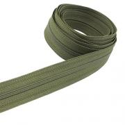 Opti Reißverschluss 5mm khaki Col. 5761