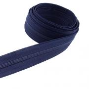 Opti Reißverschluss 3mm nachtblau Col. 7988