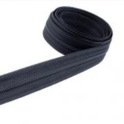 Opti Reißverschluss 3mm schwarz