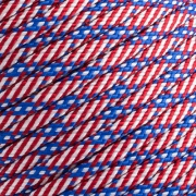 15m Paracord 550 Typ III stars n stripes