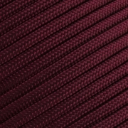 15m Paracord 550 Typ III burgundy