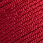 15m Paracord 550 Typ III imperial red
