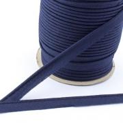 Paspelband dunkelblau