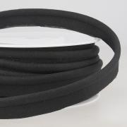 Paspelband schwarz 5mm