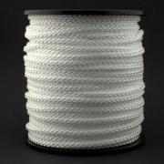 50m Polypropylen-Kordel 4mm rohweiß