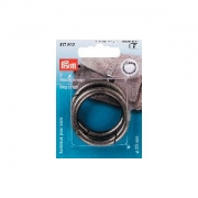 Prym Taschenringe 35mm altsilber 417892