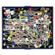 Prym 20g Glaskopf-Nadeln 30x0,60 bunt 029216