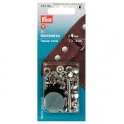 Prym Hohlnieten 9mm für 4-6mm Stärke 403151