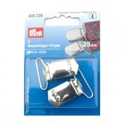 Prym Hosenträger-Clips 25 mm 405228