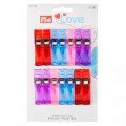 Prym Love Stoff Clips 5,5cm, 14 Stück 610183