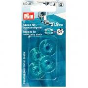 Prym Nähmaschinenspulen für Doppel-Umlaufgreifer 21,9mm 610361